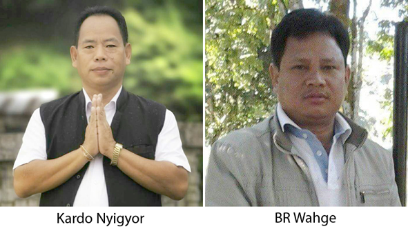 New Arunachal BJP MLAs take oath